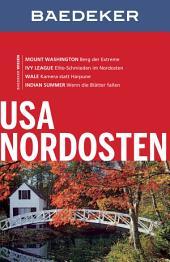 Baedeker Reiseführer USA Nordosten: Ausgabe 8