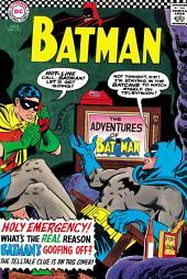 Batman (1940-) #183