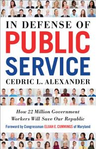 In Defense of Public Service Book