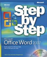 Microsoft Office Word 2007 Step by Step PDF