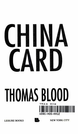 China Card PDF