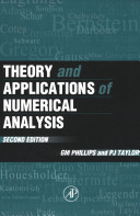 Theory and Applications of Numerical Analysis PDF