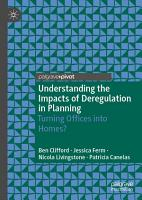 Understanding the Impacts of Deregulation in Planning PDF