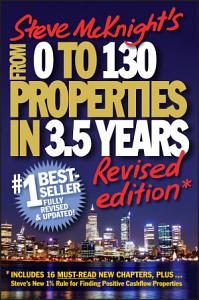 From 0 to 130 Properties in 3 5 Years Book