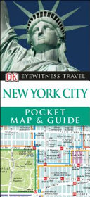DK Eyewitness Pocket Map and Guide New York City