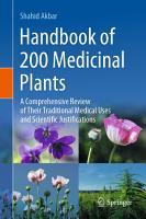 Handbook of 200 Medicinal Plants PDF