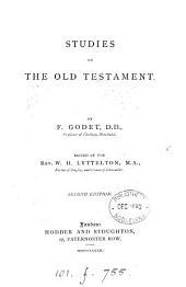 Godet's Biblical studies on the Old Testament