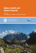 Radon, Health and Natural Hazards