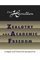 Zealotry and Academic Freedom PDF