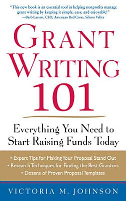Grant Writing 101  Everything You Need to Start Raising Funds Today