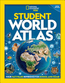 National Geographic Student World Atlas  5th Edition Book
