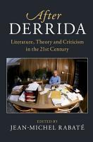 After Derrida PDF