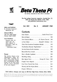 The Beta Theta Pi PDF