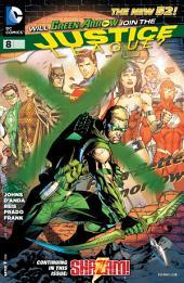 Justice League (2011- ) #8