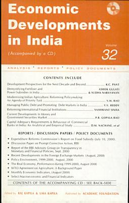 Economic Developments In India   Monthly Update  Volume  29 Analysis  Reports  Policy Documents