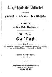 Werke: Bände 1-2