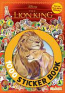 The Lion King - 1000 Sticker Book