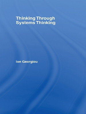 Thinking Through Systems Thinking
