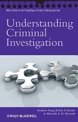 Understanding Criminal Investigation Book PDF