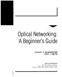 Optical Networking  A Beginners Guide