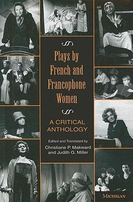 Plays by French and Francophone Women