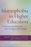 Islamophobia in Higher Education PDF