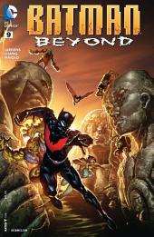 Batman Beyond (2015-) #9