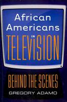 African Americans in Television PDF