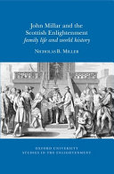 John Millar and the Scottish Enlightenment PDF