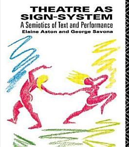 Theatre as Sign System PDF