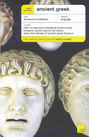 Teach Yourself Ancient Greek Complete Course PDF