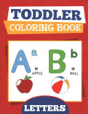 Toddler Coloring Book Book