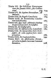 Caroli Sebastiani Berardi ... Institutiones juris ecclesiastici: opus posthumum : in duas partes tributum : pars I [-II]