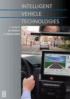 Intelligent Vehicle Technologies PDF