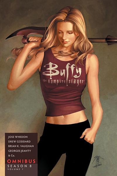 Buffy the Vampire Slayer Season 8 Omnibus