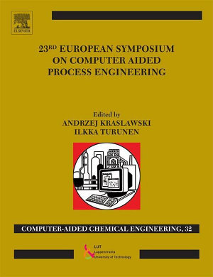 23rd European Symposium on Computer Aided Process Engineering