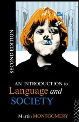 An Introduction To Language And Society PDF