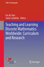 Teaching and Learning Discrete Mathematics Worldwide: Curriculum and Research