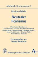 Neutraler Realismus PDF