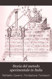 Storia del metodo sperimentale in Italia: Volume 2