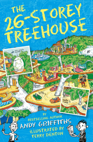 26 Storey Treehouse