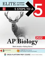5 Steps to a 5: AP Biology 2022 Elite Student Edition
