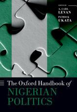 The Oxford Handbook of Nigerian Politics PDF