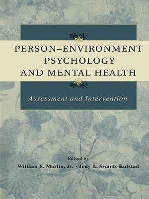 Person-Environment Psychology and Mental Health