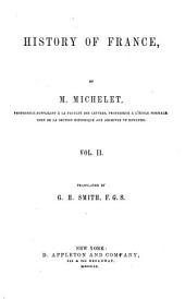 History of France: Volume 2