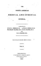 The North American Medical and Surgical Journal ...: Volume 2