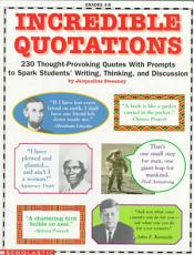 Incredible Quotations PDF