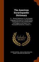 The American Encyclopaedic Dictionary PDF
