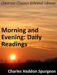 Morning and Evening Daily Devotions