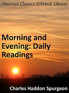 Morning and Evening Daily Devotions Book